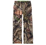 Kids' Northwoods Camouflage Pants.