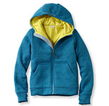 PrimaLoft Sweater Fleece.
