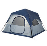 Bigelow Easy-Pitch Folding Tent.