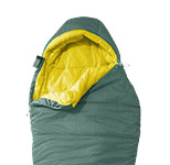 Adventure Sleeping Bag, 25°F Mummy