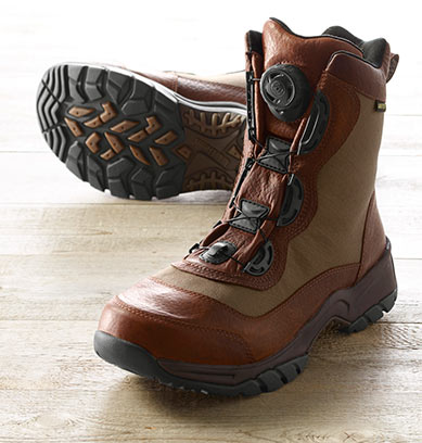 Technical Kangaroo Upland Boots with Boa.