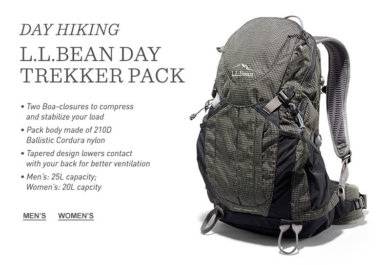 L.L.Bean Day Trekker Pack.