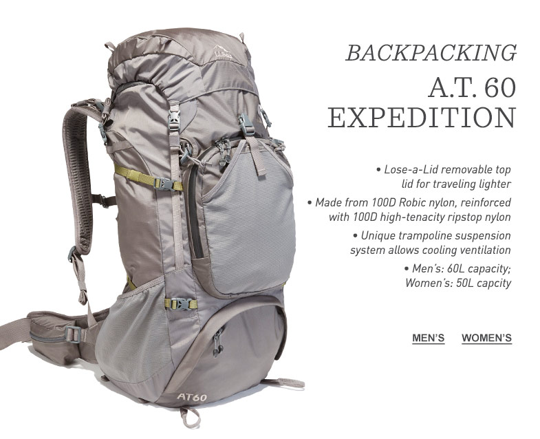 A.T. 60 Expedition Backpack