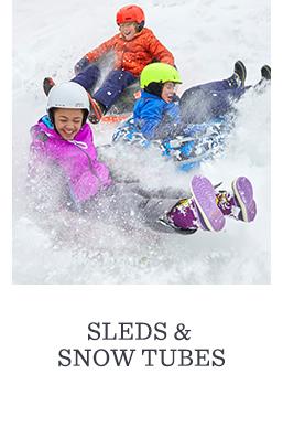 Sleds & Snow Tubes