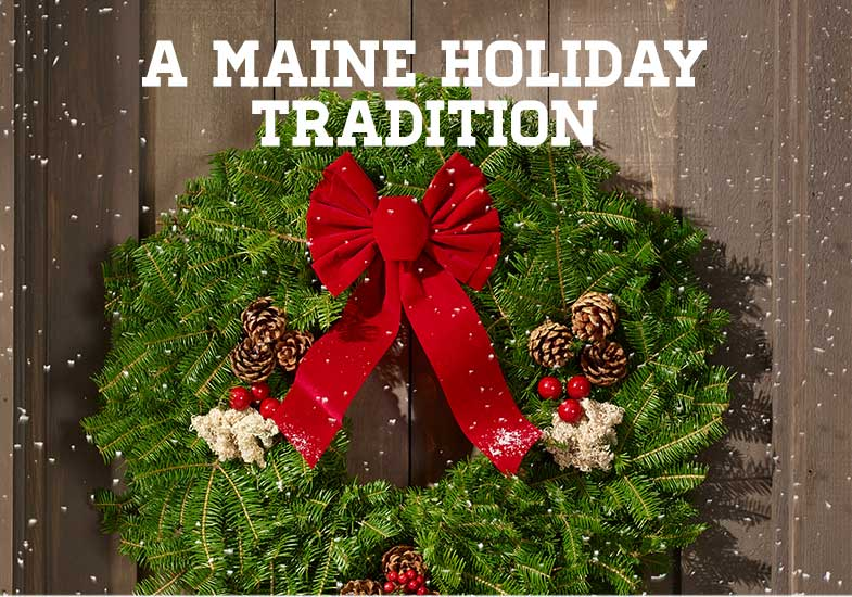 A MAINE HOLIDAY TRADITION