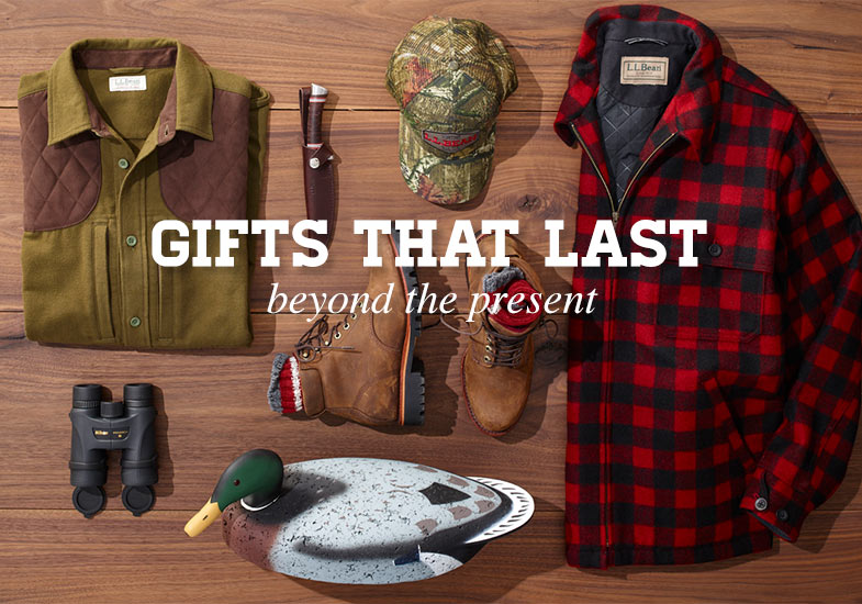 GIFTS THAT LAST. beyond the present