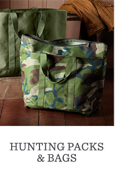 Hunting Packs and Bags
