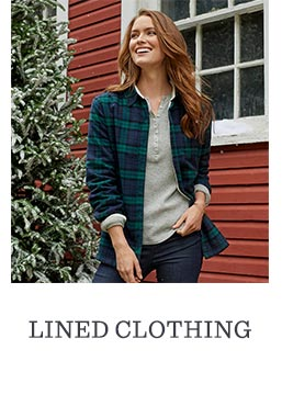 Lined Clothing