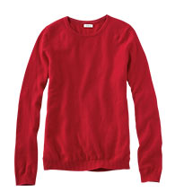 CLASSIC CASHMERE, CREWNECK SWEATER