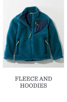 Fleece and Hoodies