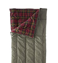 HERITAGE MAINE GUIDE DELUXE SLEEPING BAG 20°F