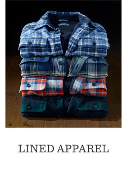 Lined Apparel