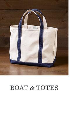 Boat & Totes