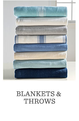 BLANKETS & THROWS
