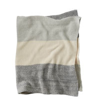 MARLED MOSS STRIPED THROW