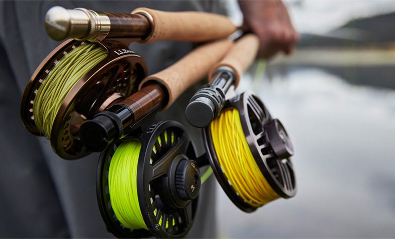 Image showing rod and reels