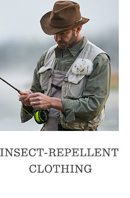 Insect-Repellent Clothing