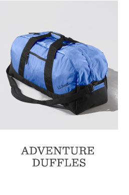 Adventure Duffles
