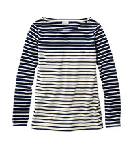 NAUTICAL STRIPE TOP, PULLOVER