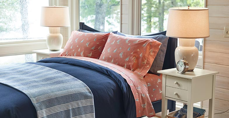 Percale Bedding