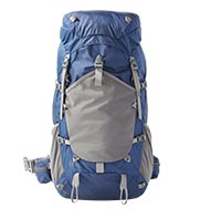 HIKING BACKPACKS.