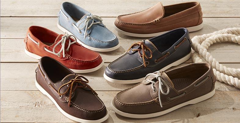 Boat Shoes.