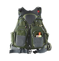 FISHING VESTS & PACKS