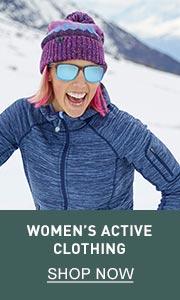 Women's Active Clothing