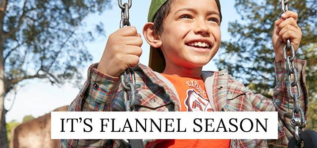It's Flannel Season