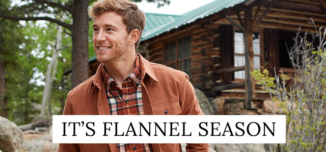 It's Flannel Season