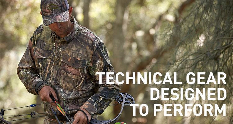 Technical Gear Designed to Perform
