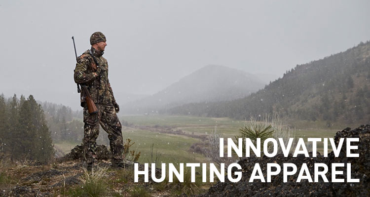Innovative Hunting Apparel