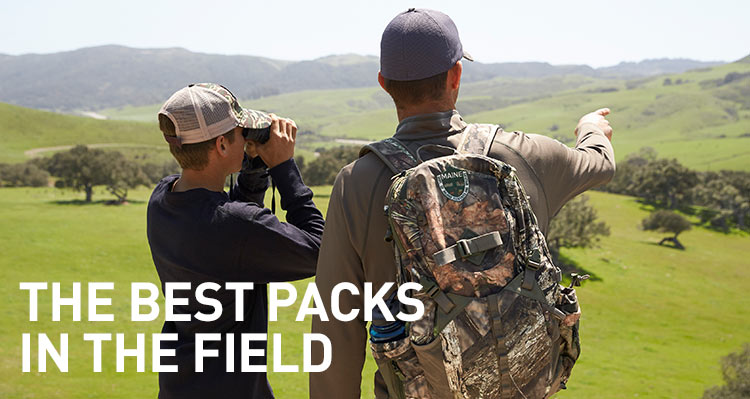 The Best Packs in the Field