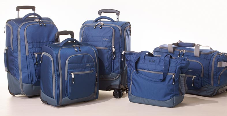 Carryall Luggage.