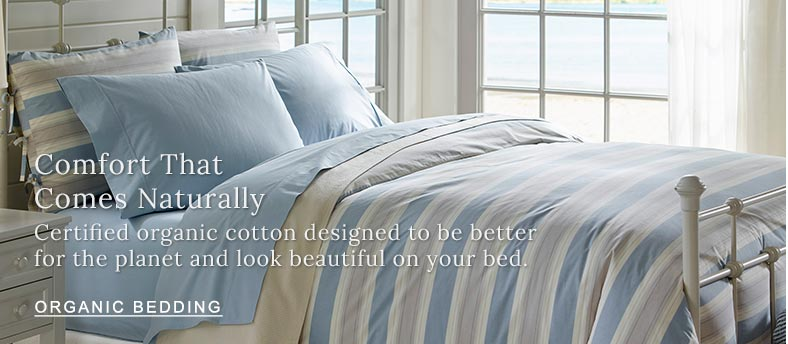 Comfort That Comes Naturally