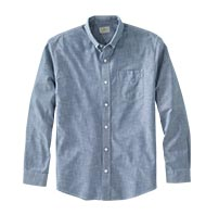 CASUAL BUTTON-DOWN SHIRTS
