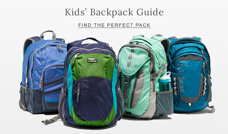 Kids' Backpack Guide