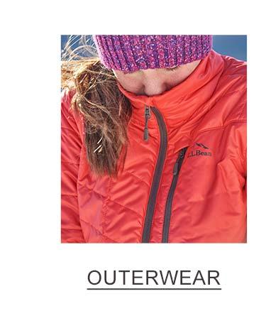 outerwear.