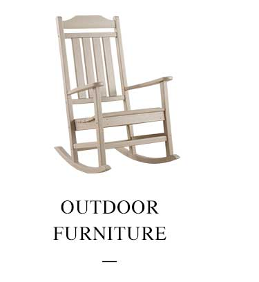 Outdoor Furniture.