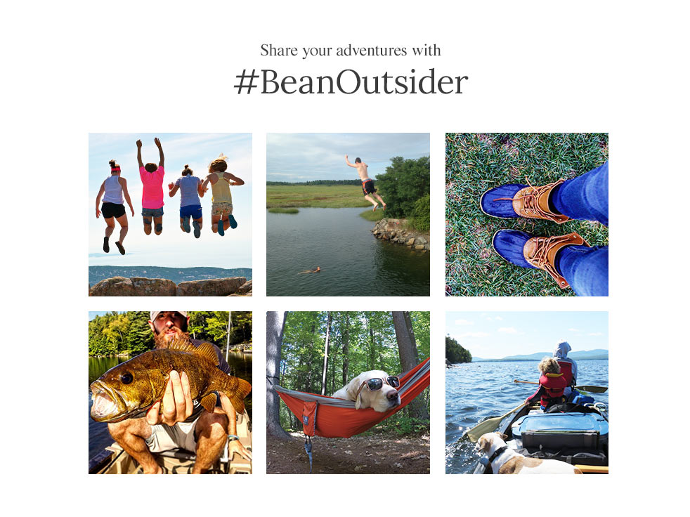 Share Your Advernture with Us #BeanOutsider