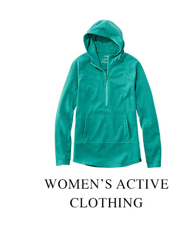 Women's Active Clothing