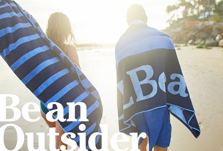 Be an Outsider. Summer. Is. Here. And so is our incredible collection of swimwear and summer essentials.