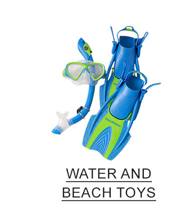 WATER AND BEACH TOYS