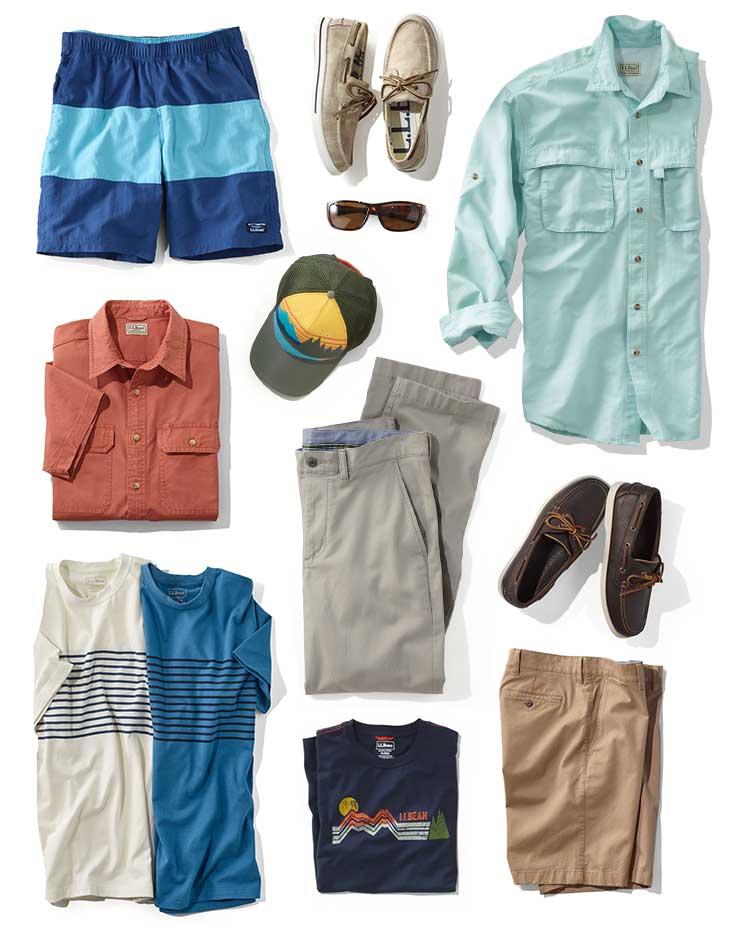 Shop Men's Clothing & Footwear.