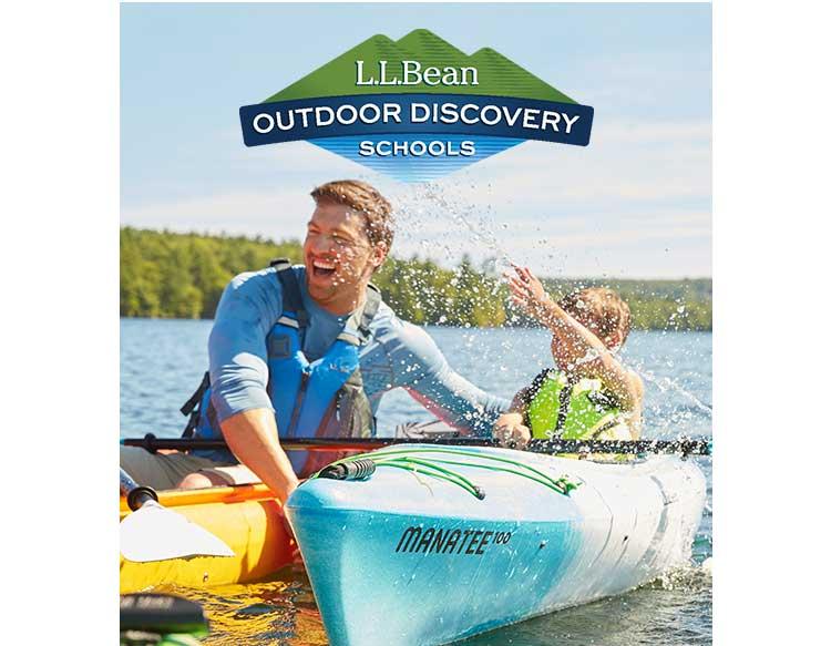 L.L.Bean Outdoor Discovery Schools.