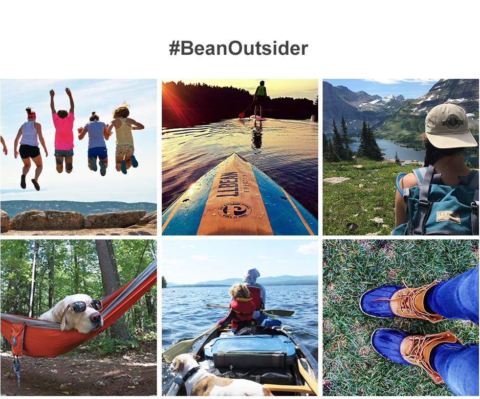 #BeanOutsider