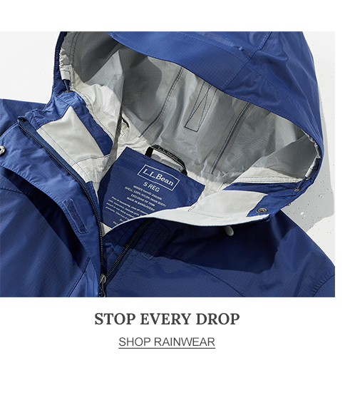 Stop Every Drop