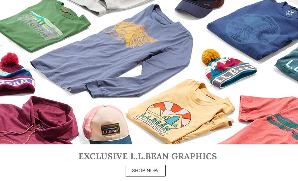 Exclusive L.L.Bean Graphics