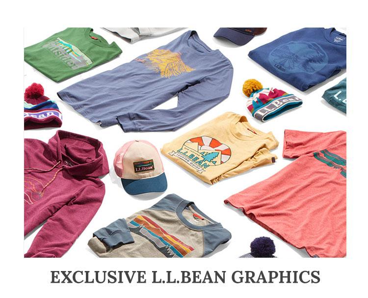 Exclusive L.L.Bean Graphics