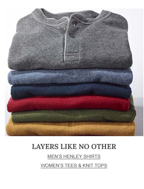 Layers Like No Other